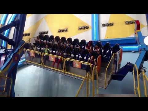 DNA Mixer Ride at Berjaya Times Square Theme Park Kuala Lumpur Malaysia