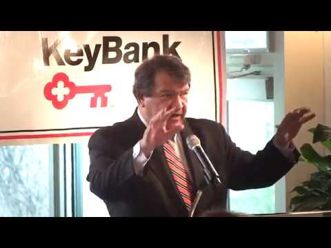 George Latimer addresses The Business Council of Westchester  12/12/17