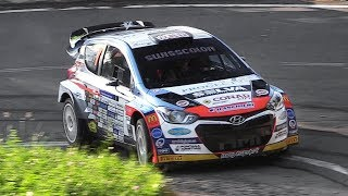 Rally Trofeo ACI Como 2018 Shakedown - i20 WRC New Gen, Fiesta R5 Evo 2, M3 E30!