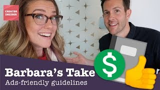 Ads Friendly Guidelines - Barbara's Take thumbnail