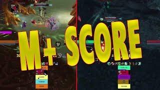 BfA GET BETTER M+ SCORE? Must Have Addons/WeakAuras - Raider.IO Score | WoW: Battle for Azeroth