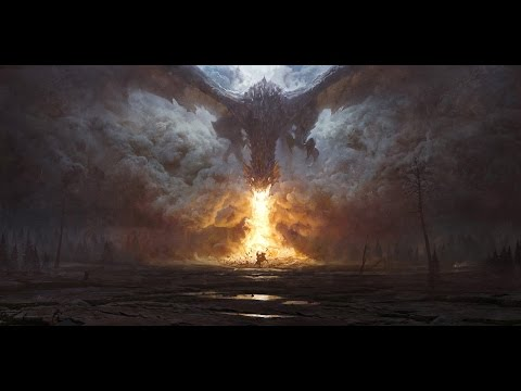 Thomas Bergersen - A God Of Epic Music - Public Album Battlecry (Two Steps From Hell)