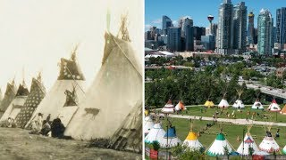 The evolution of the Calgary Stampede's Elbow River Camp