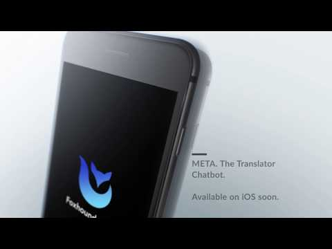 META. The Translator Chatbot.