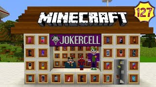 JOKER MİNECRAFT'TA TELEFON SATIYOR - Minecraft Maceraları 127