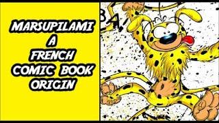 Marsupilami : French Comics Are Weird -  Comic Book Origin