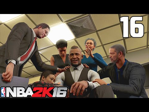 Let's Play NBA 2K16 Deutsch German [16] - My Career: Schicksalsschlag