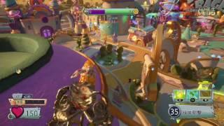 PS4 植物大战僵尸 花园战争2 第44期 让你们再抱团 近战无敌乐队唐马儒