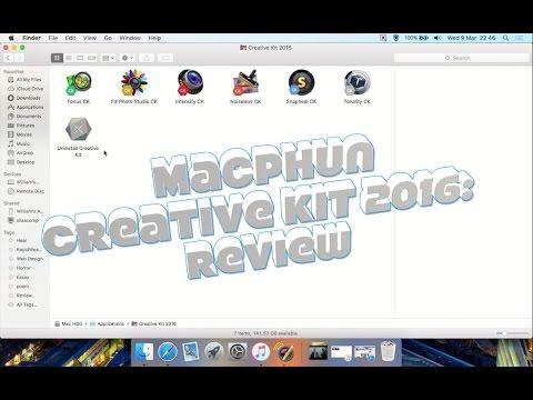 Macphun Creative Kit (Mac photography software) 2016: Review