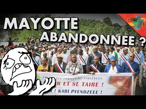 Mayotte un département abandonné ?