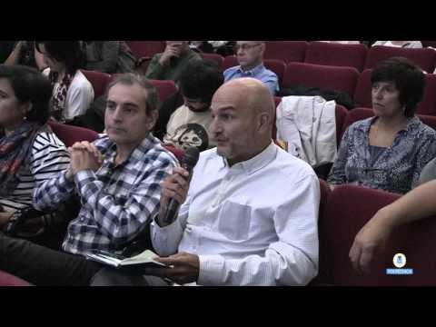 Rehab 4.5: DE LA CIUDAD AL BARRIO. Debate