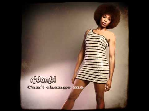N'dambi - Can't change me
