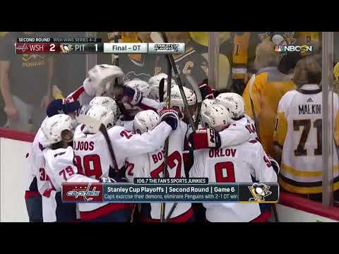 Capitals: Road To The Cup