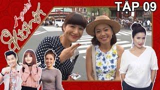 Kim Huyền rủ rê Cát Tường đi...tắm công cộng tại Nhật | NGƯỜI KẾT NỐI - Tập 9 | NKN #9 | 110117