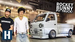 Download Rotary Pit Truck's ONE of ONE Rocket Bunny Kit Gets Installed, With a Special Guest! Mp3 and Videos