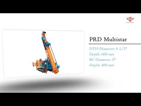 Different Types of Exploration Rigs - Watch Now