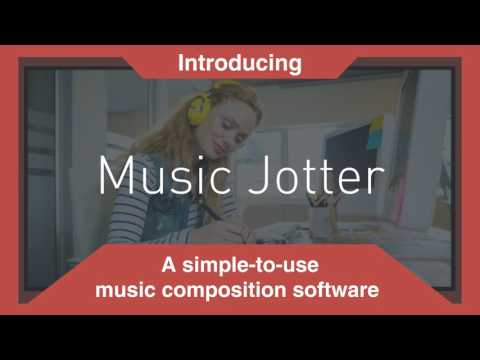 Simple To Use Music Composition Software