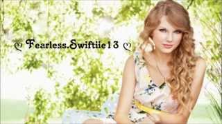 Taylor Swift- Today was a Fairytale (Lyric Video) HQ