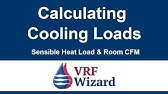 Cooling Load Calculation - Cold Room hvac - YouTube