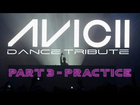 How To Dance To AVICII'S LEVELS Part 3: PRACTICE!