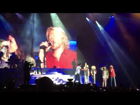 Luke Bryan & Little Big Town - Thinking Out Loud - Gillette Stadium 7/15/16