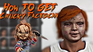 *Chucky Face scan*🔪🔫  Tutorial   (🤗Link in desc🤗)