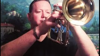 Kurt's new trumpet solo arrangement Al Jarreau's