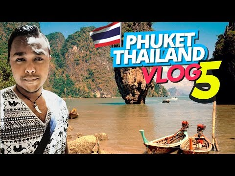 VLOG # 5 | Annoying Thai Lady | Phuket | Thailand