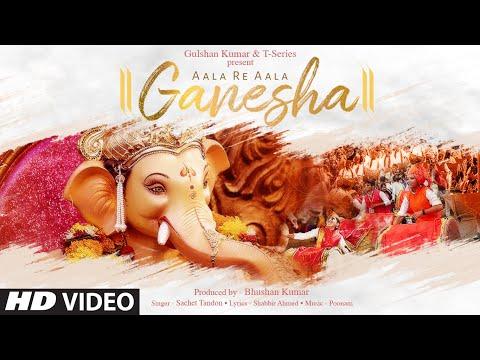 Aala Re Aala Ganesha   Sachet Tandon   Poonam   Bhushan Kumar   Ganesh Chaturthi Special Song