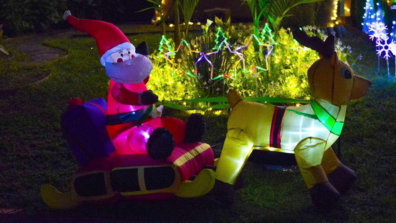 Kmart - Xmas House Lights - YouTube