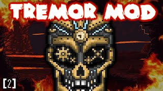 Terraria's New NPC, Armour and More!   Tremor Mod Let's Play Part 2