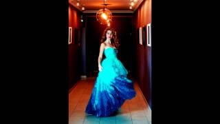 Фотосессия в платье Облака.
