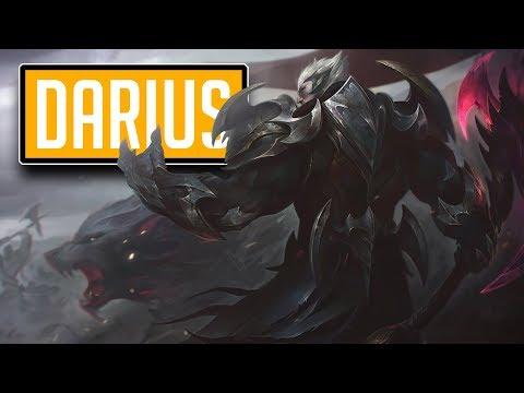 League of Legends #502: Darius Top (CZ/Full HD/60FPS)