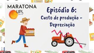 Gestão em Minutos Episódio 6: Custo de produção - Depreciação