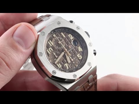 Audemars Piguet Royal Oak Offshore Chronograph 26470ST.OO.A8
