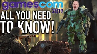 EVERYTHING Announced at Gamescom 2019 In 6 Minutes