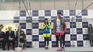 2014.11/29石川県で行われたマラソンです。