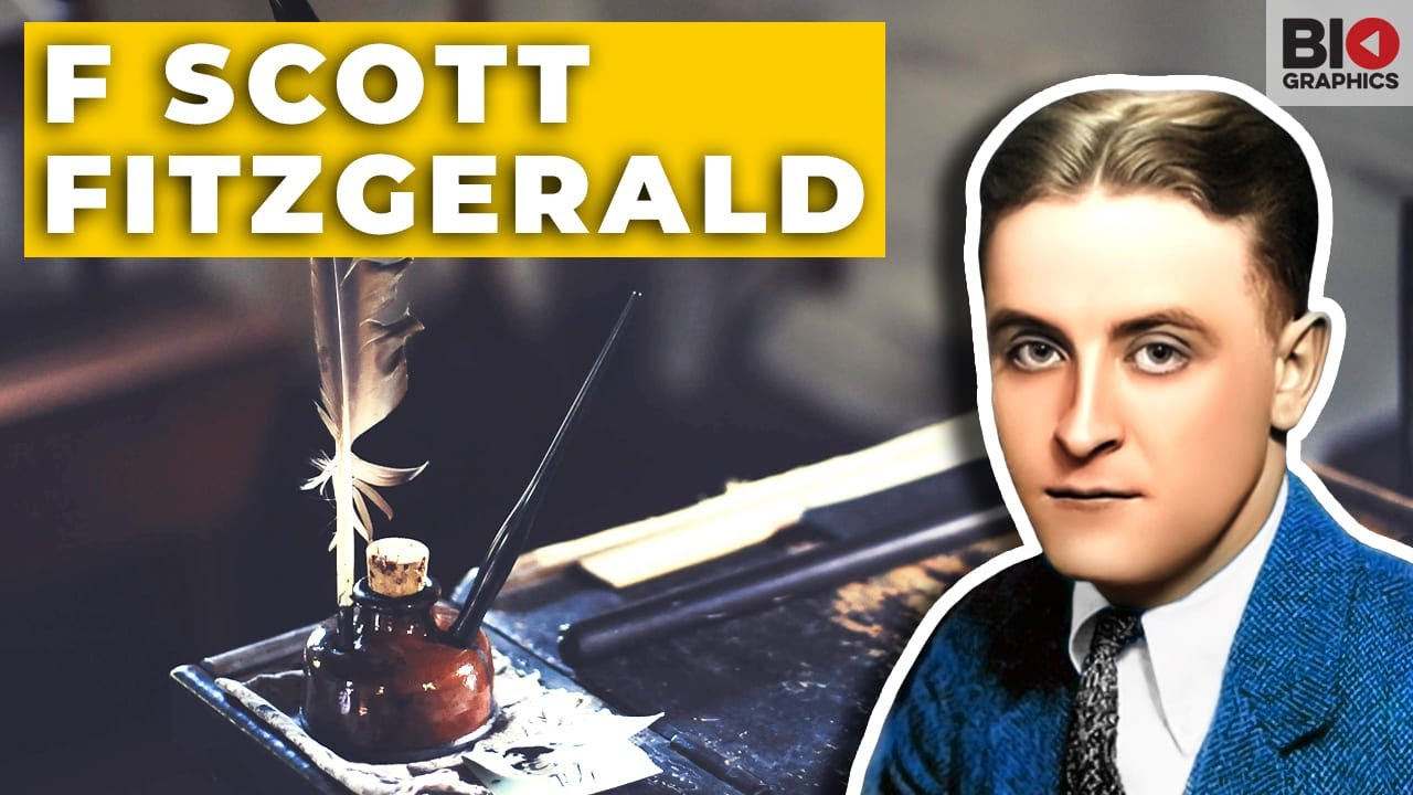 Download F. Scott Fitzgerald: The Genius Behind The Great Gatsby