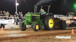 13,000lb Farm Stock Tractors in Mineral Point, WI 6/3/2016