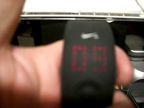 Nike+ iPod ウォッチリモート