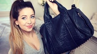 What's In My Bag? | Zoella thumbnail