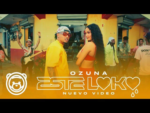 Ozuna - Este Loko (Video Oficial)