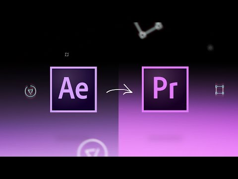 NO MORE AFTER EFFECTS FOR VIDEO EDITORS? Lower Third Template Tutorial!