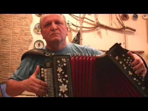 Забытый танец Сергея Чекалина на гармони
