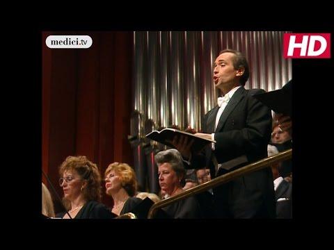 Abbado & Carreras  - Te Deum (Te ergo quaesumus) - Berlioz