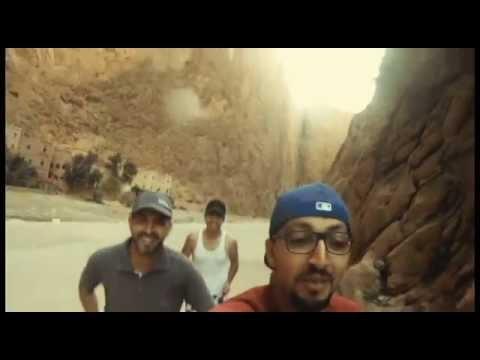 Summer trip sahara south Morocco