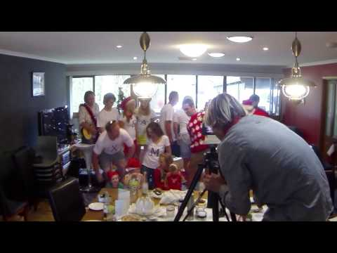 Most Amazing Marriage Proposal Ever  Christmas Eve 2013  Family Photo Surprise