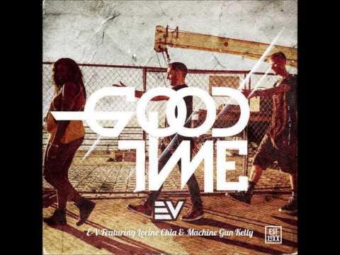 E-V Feat Lorine Chia & MGK - Good Time (Acapella) | 128 BPM