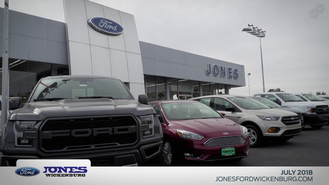 Jones Ford Wickenburg >> Jones Ford Wickenburg July Offers Sps Youtube
