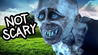 How To Make Until Dawn NOT SCARY!